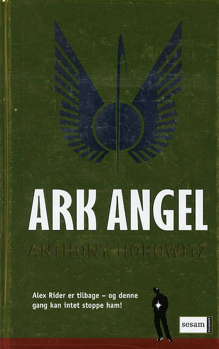 Ark Angel af Anthony Horowitz