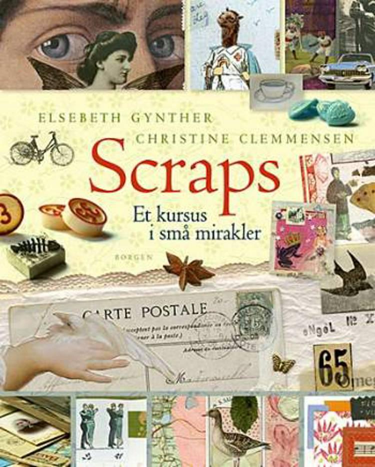 Scraps af Elsebeth Gynther og Christine Clemmensen