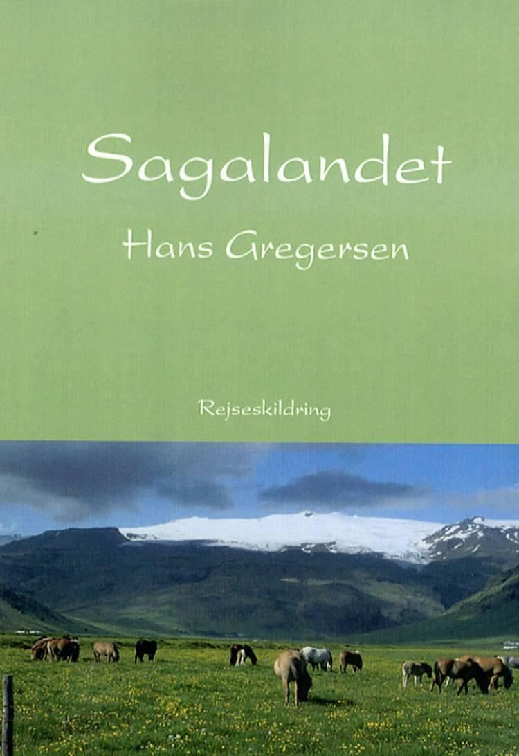 Sagalandet af Hans Gregersen