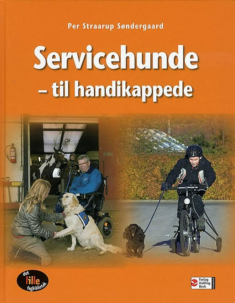 Servicehunde - til handikappede af Per Straarup Søndergaard