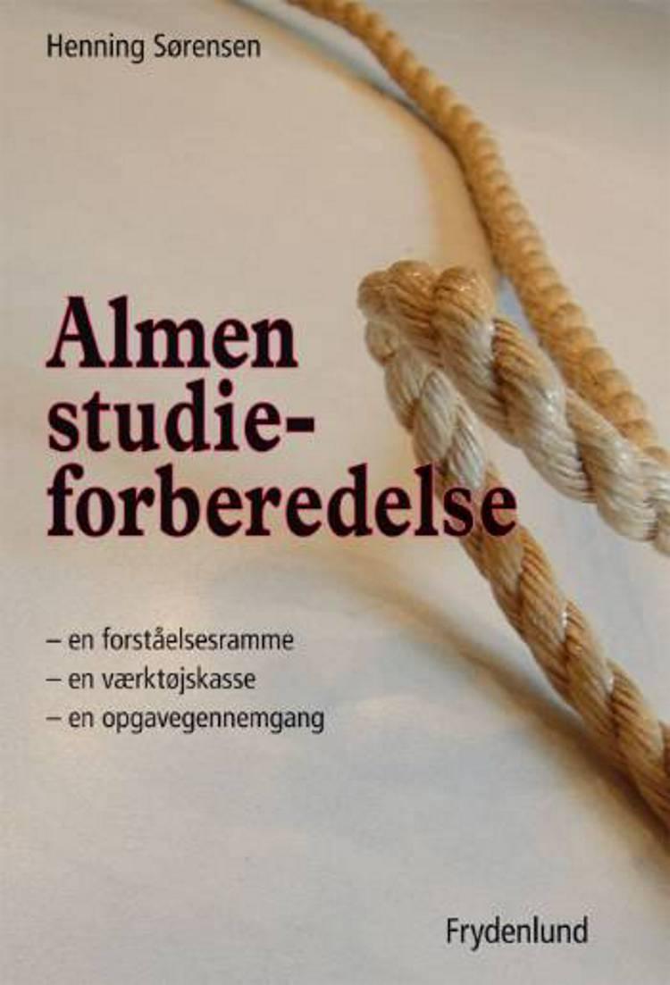 Almen studieforberedelse af Henning Sørensen