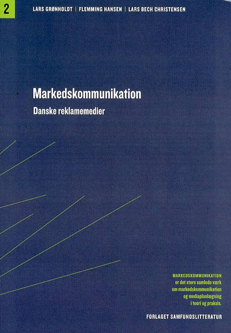 Markedskommunikation af Flemming Hansen, Lars Grønholdt, Lars Bech Christensen og Grønholdt