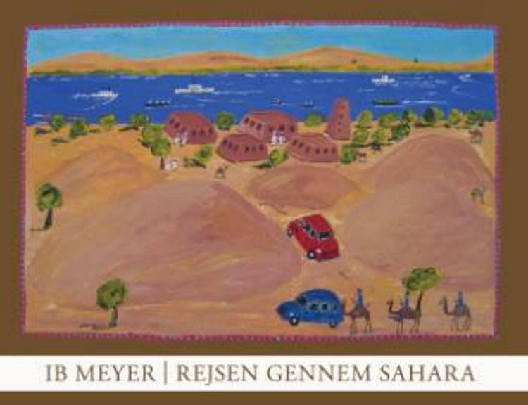 Rejsen gennem Sahara af Ib Meyer
