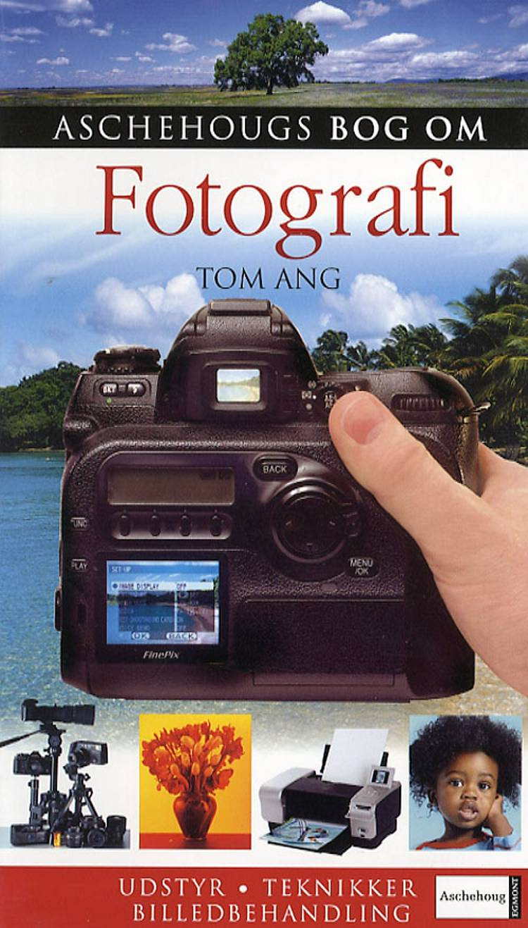 Aschehougs bog om Fotografi af Tom Ang