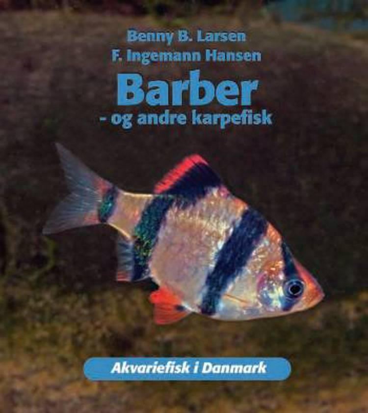 Barber - og andre karpefisk af Benny B. Larsen og F. Ingemann Hansen
