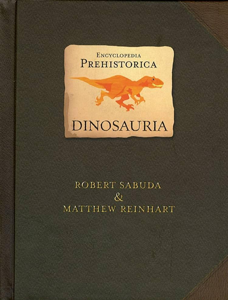 Dinosauria af Robert Sabuda og Matthew Reinhart