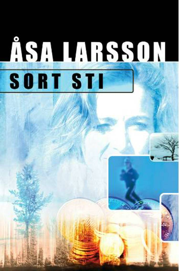 Sort sti af Åsa Larsson