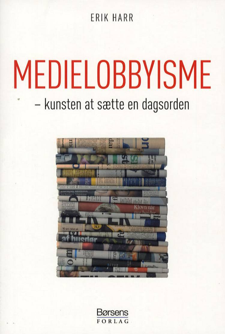 Medielobbyisme af Erik Harr