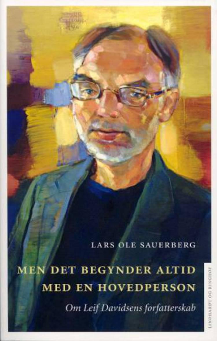 Men det begynder altid med en hovedperson af Lars Ole Sauerberg