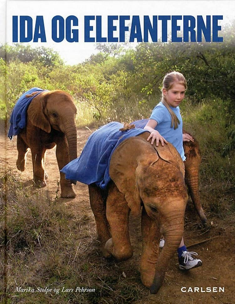 Ida og elefanterne af Marika Stolpe