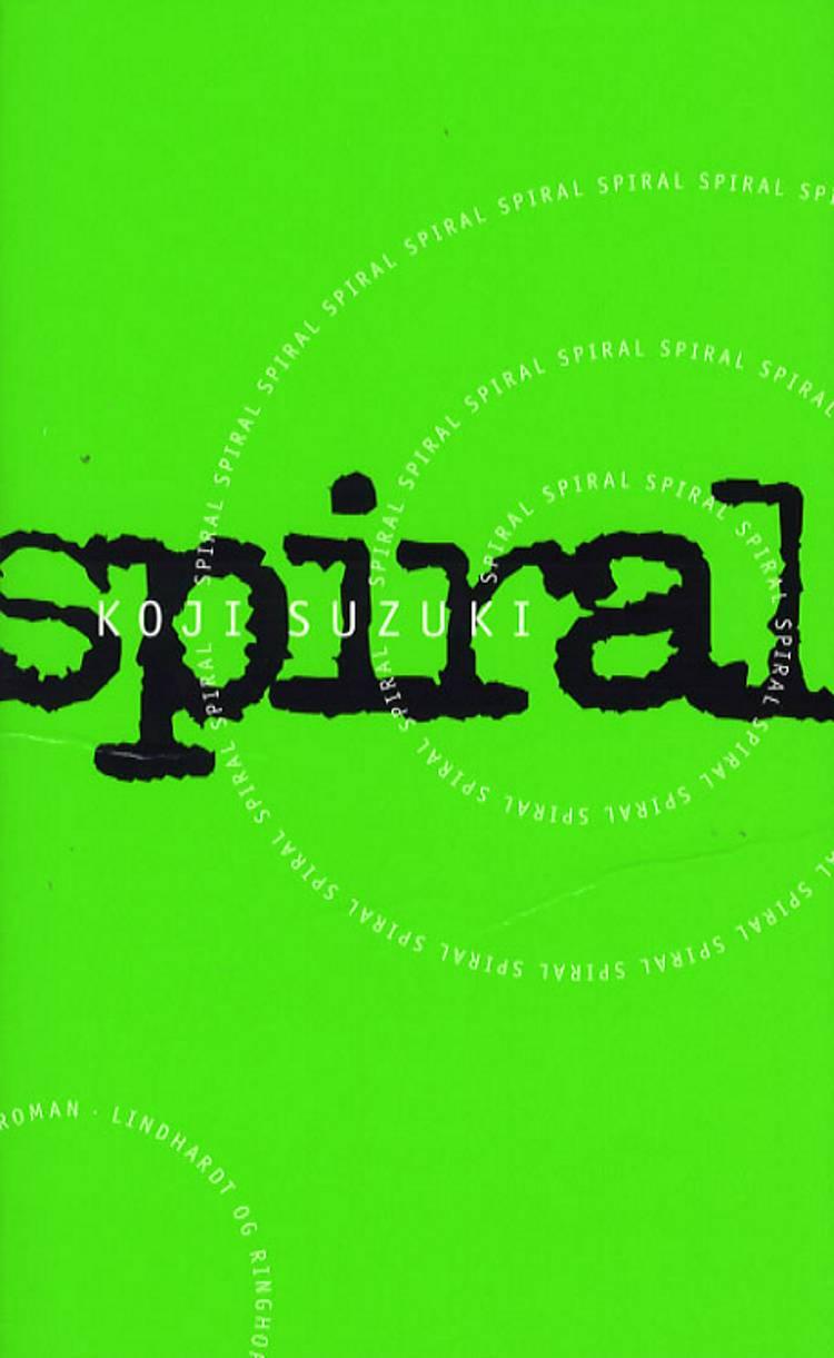 Spiral af Koji Suzuki