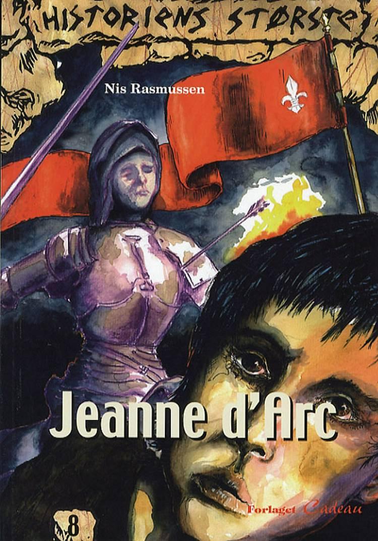 Jeanne d'Arc af Nis Rasmussen