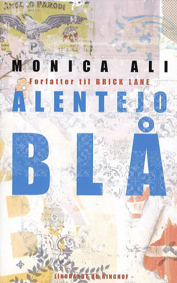 Alentejo blå af Monica Ali