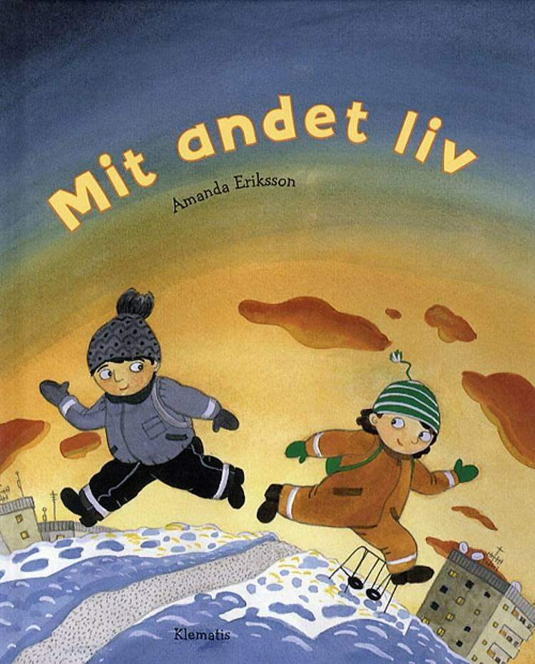 Mit andet liv af Amanda Eriksson