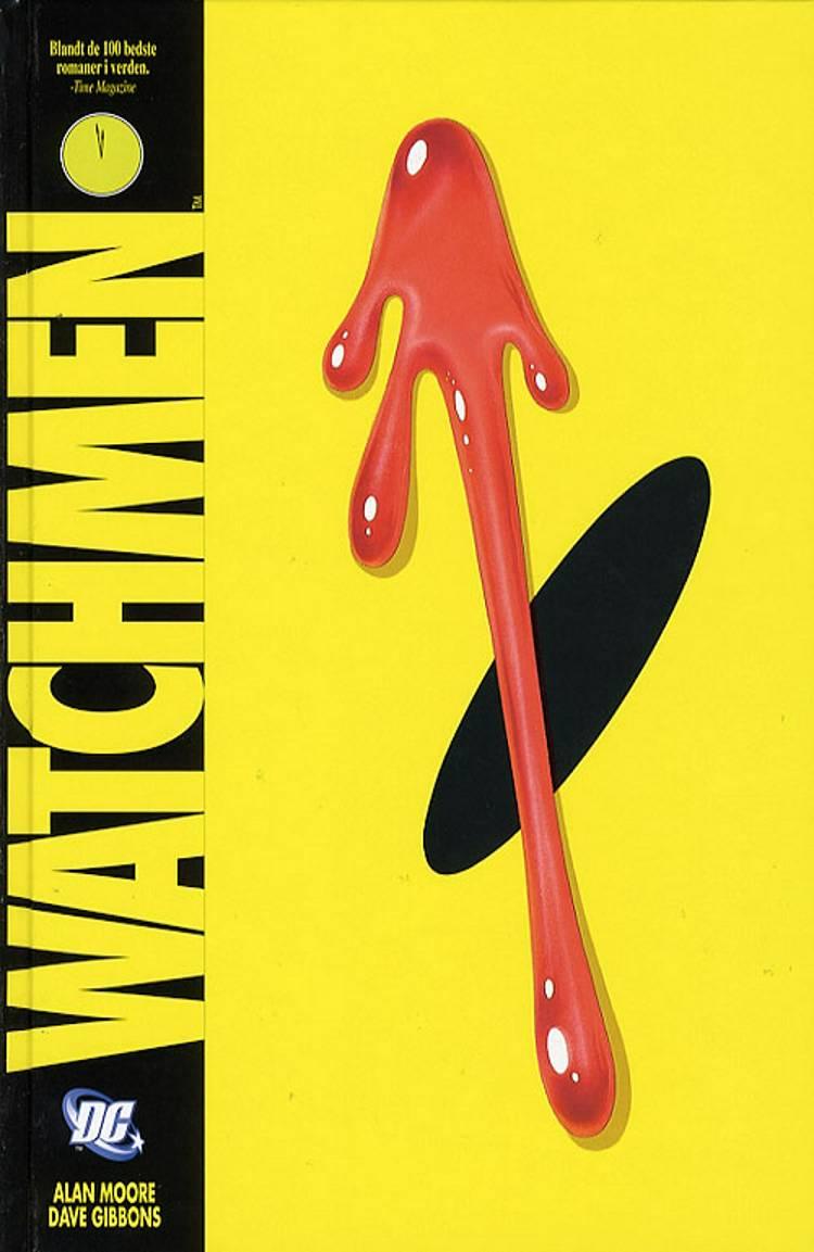 Watchmen af Alan Moore og Dave Gibbons m.fl.