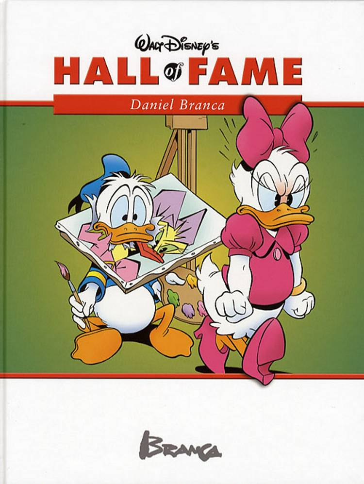 Hall of fame - Daniel Branca af Daniel Branca