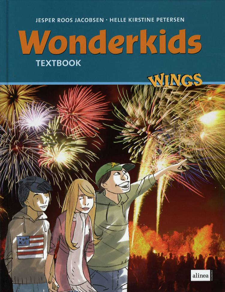 Wonderkids af Joan Boesen, Jesper Roos Jacobsen og Helle Kirstine Petersen