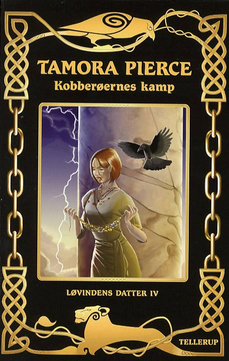 Kobberøernes kamp af Tamora Pierce