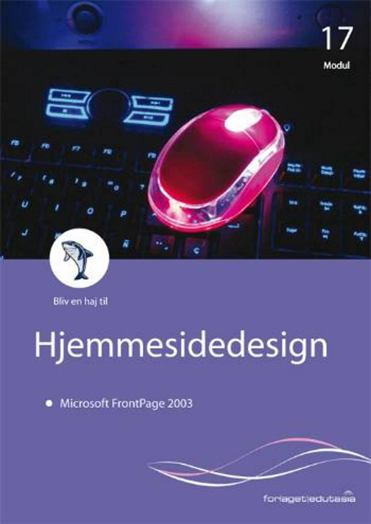 Hjemmesidedesign - Microsoft FrontPage 2003 af Lone Riemer Henningsen