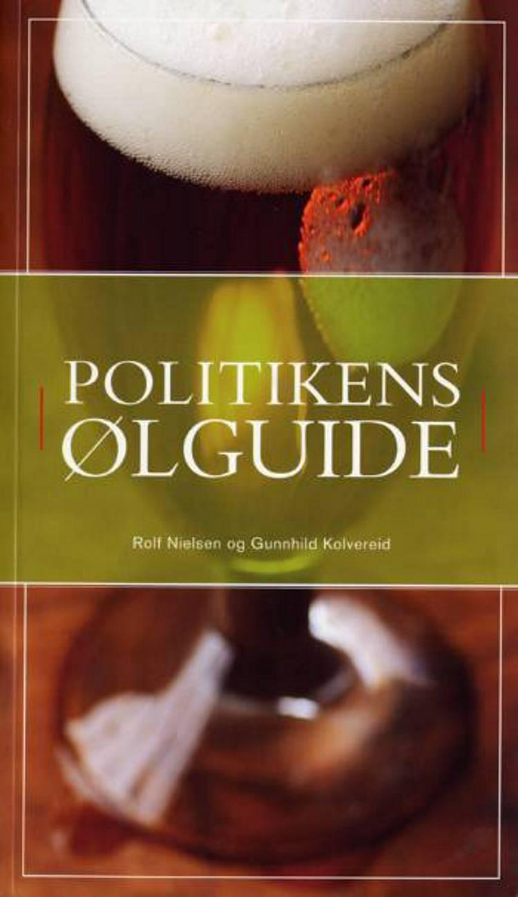 Politikens ølguide af Rolf Nielsen og Gunnhild Kolvereid