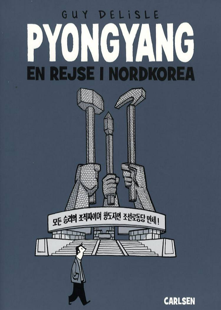 Pyongyang af Guy Delisle