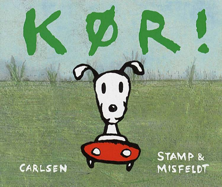 Kør! af Jørgen Stamp, Misfeldt, Stamp og Misfeldt og Stamp