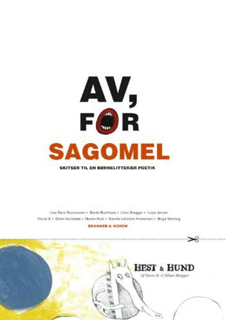 Av, for sagomel