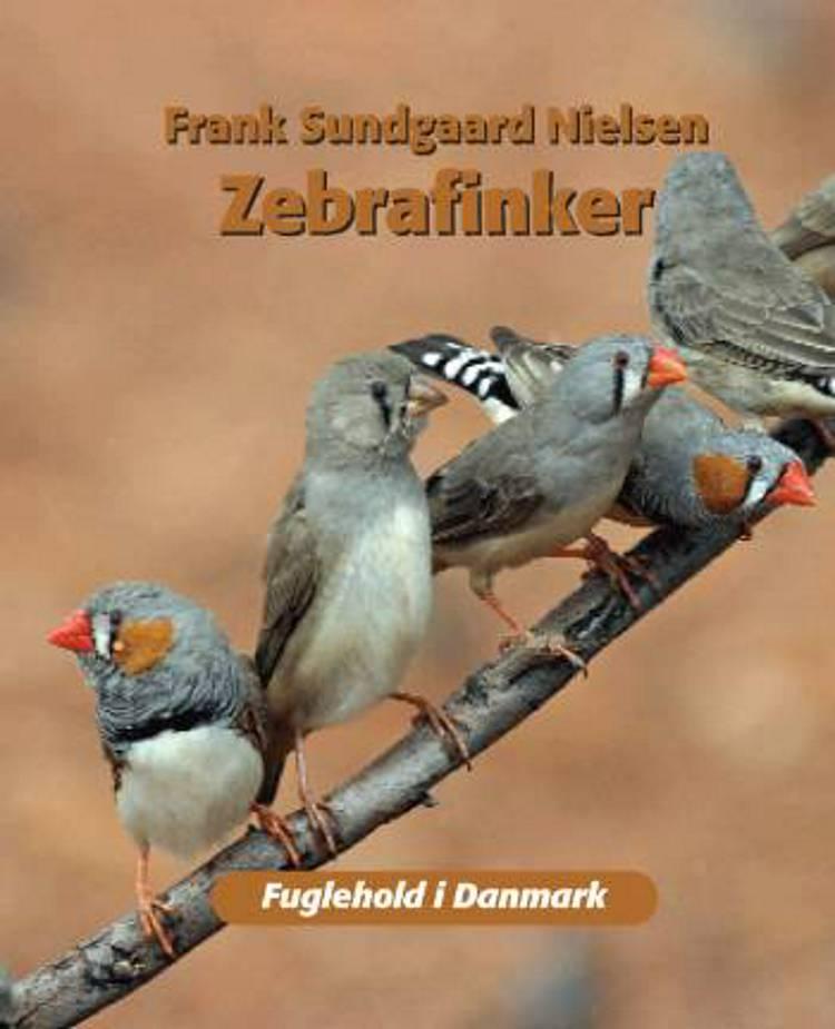 Zebrafinker af Frank Sundgaard Nielsen