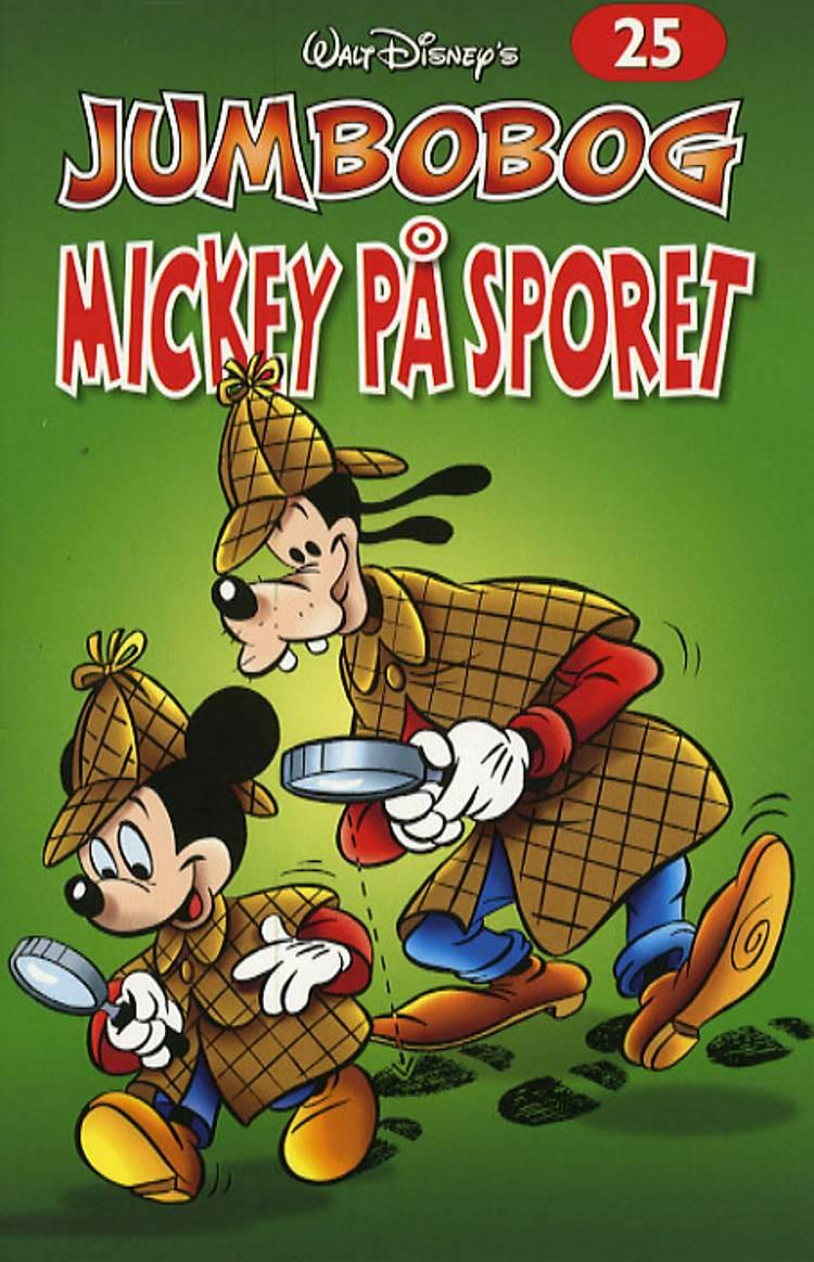 Walt Disney's Mickey på sporet