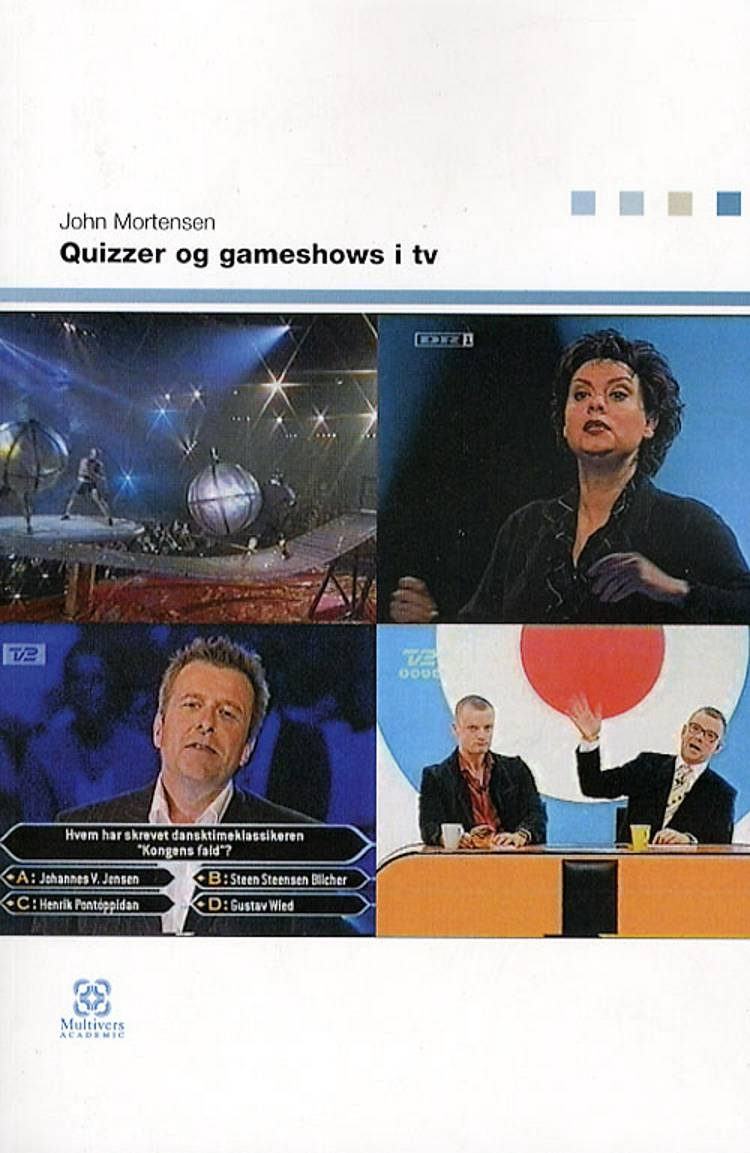 Quizzer og gameshows i tv af John Mortensen