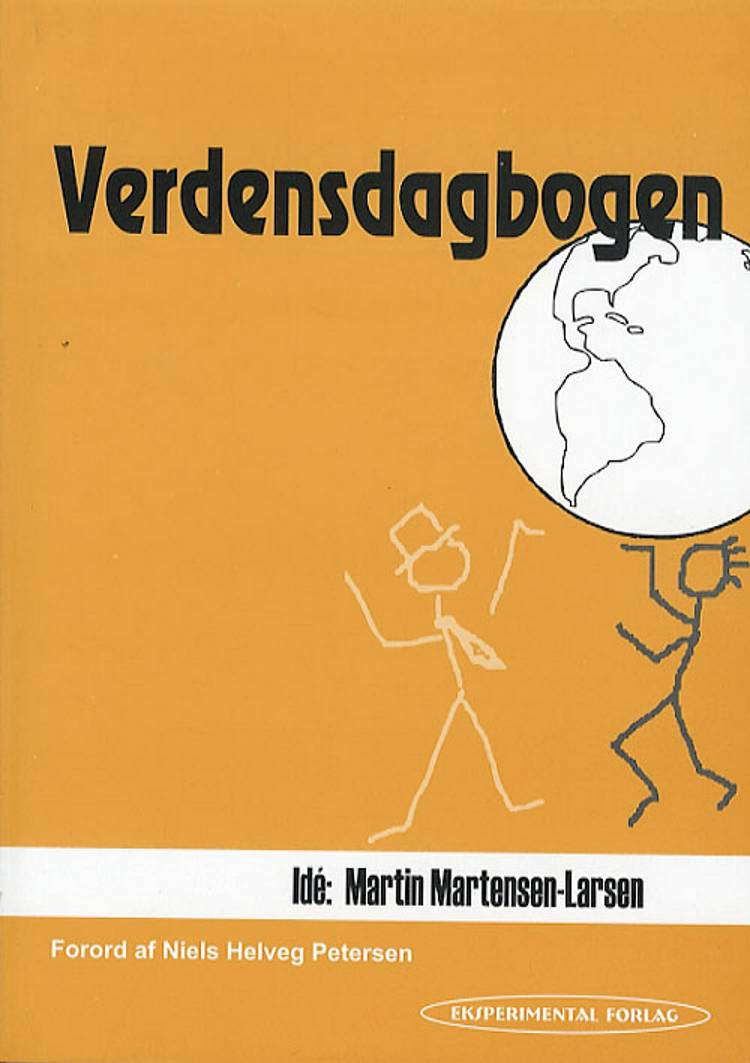 Verdensdagbogen af Martin Martensen-Larsen
