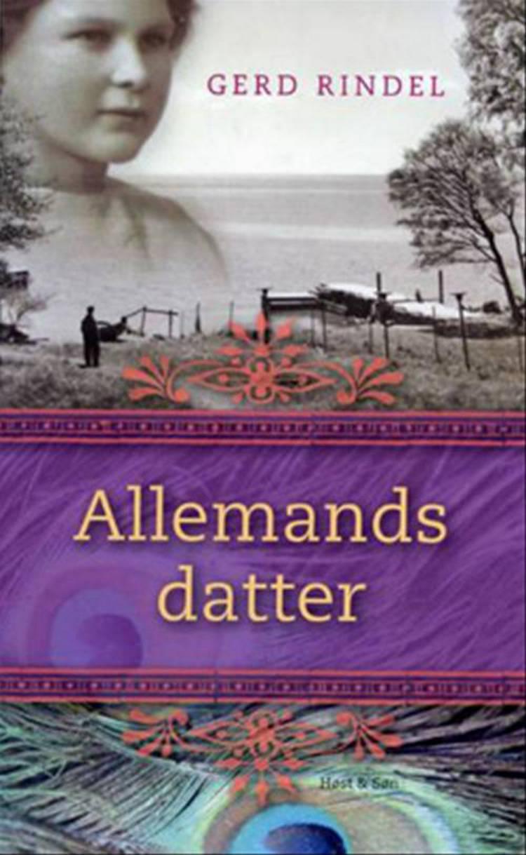Allemands datter af Gerd Rindel