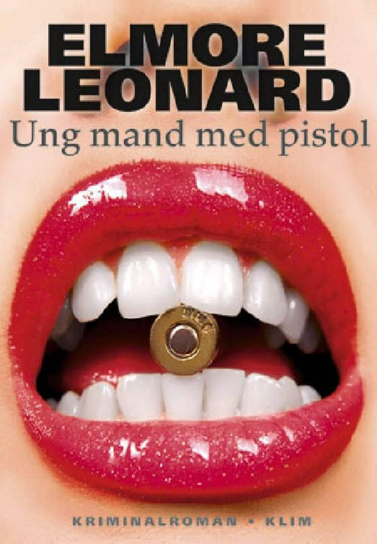 Ung mand med pistol af Elmore Leonard