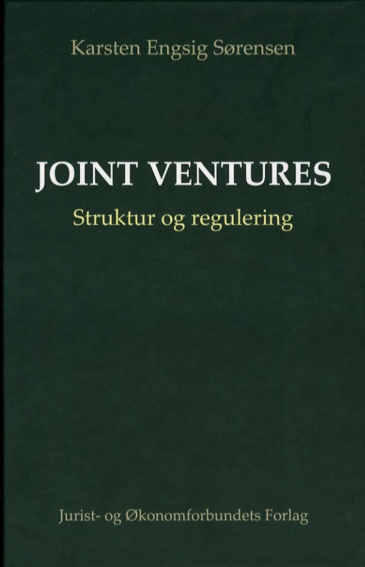 Joint ventures af Karsten Engsig Sørensen