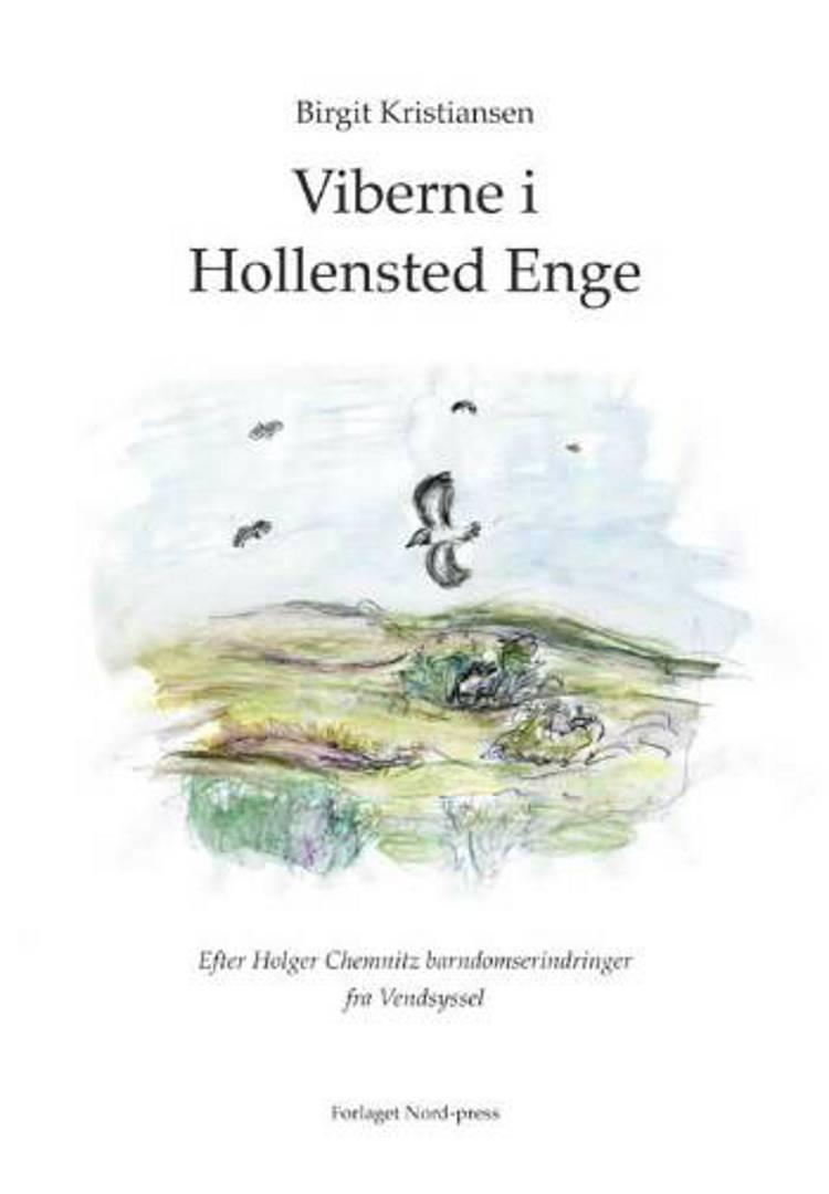 Viberne i Hollensted Enge af Birgit Kristiansen