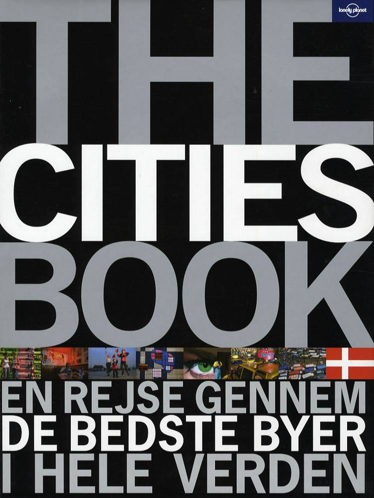 The Cities Book af Holly Alexander m.fl.