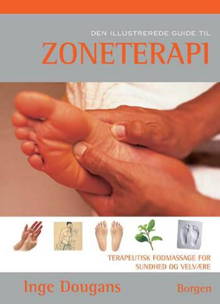 Den illustrerede guide til zoneterapi af Inge Dougans
