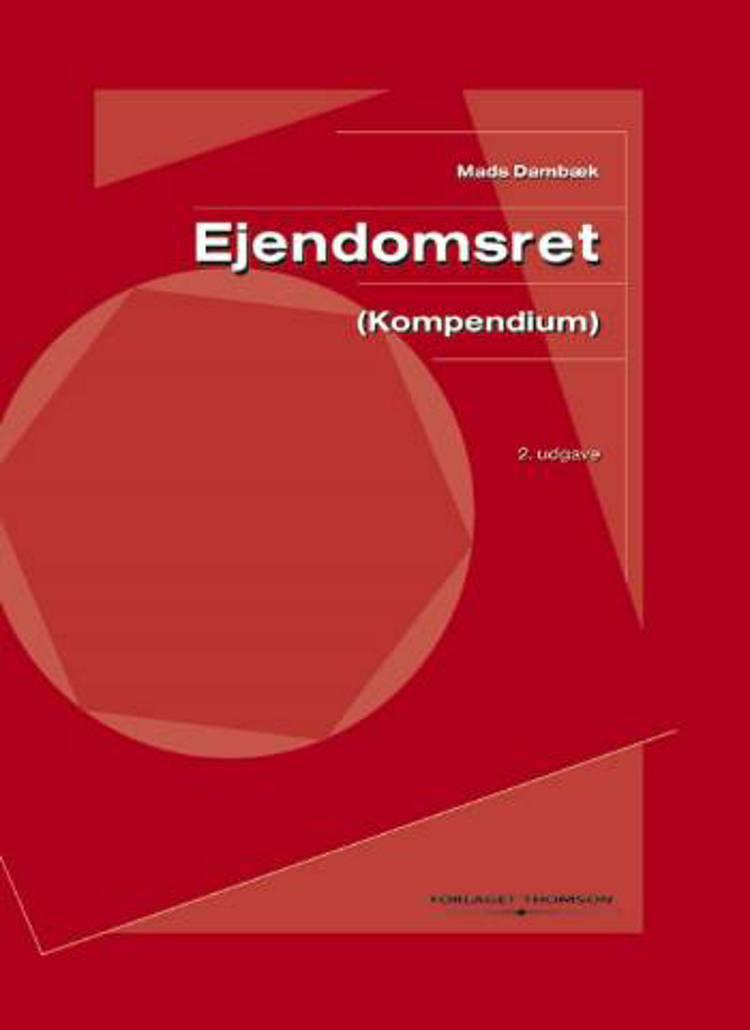 Ejendomsret (kompendium) af Mads Dambæk