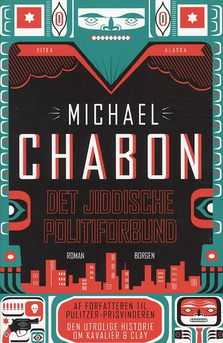 Det Jiddische Politiforbund af Michael Chabon