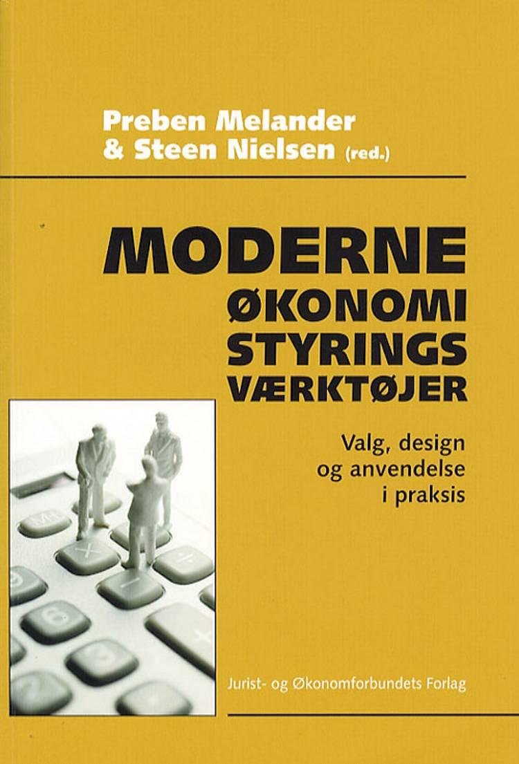 Moderne økonomistyringsværktøjer af Preben Melander