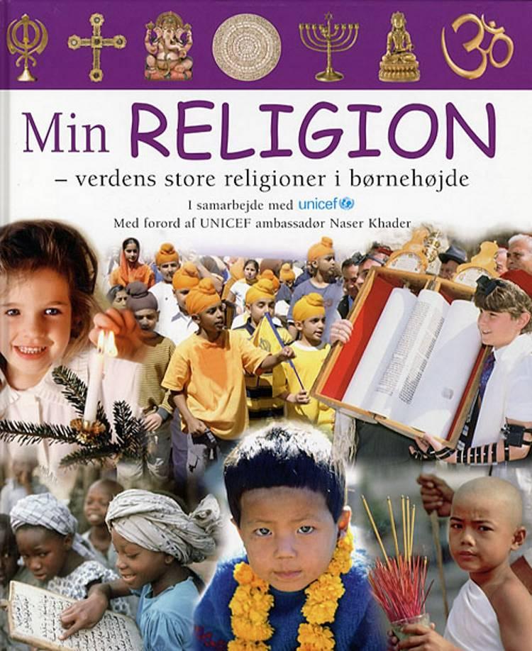 Min religion af Laura Buller