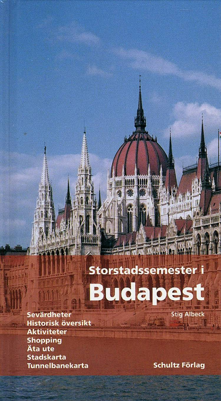 Storstadssemester i Budapest af Stig Albeck