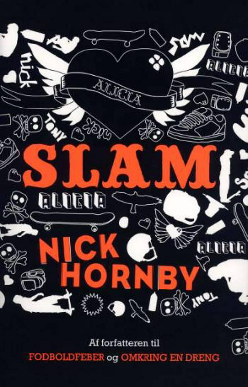 SLAM af Nick Hornby
