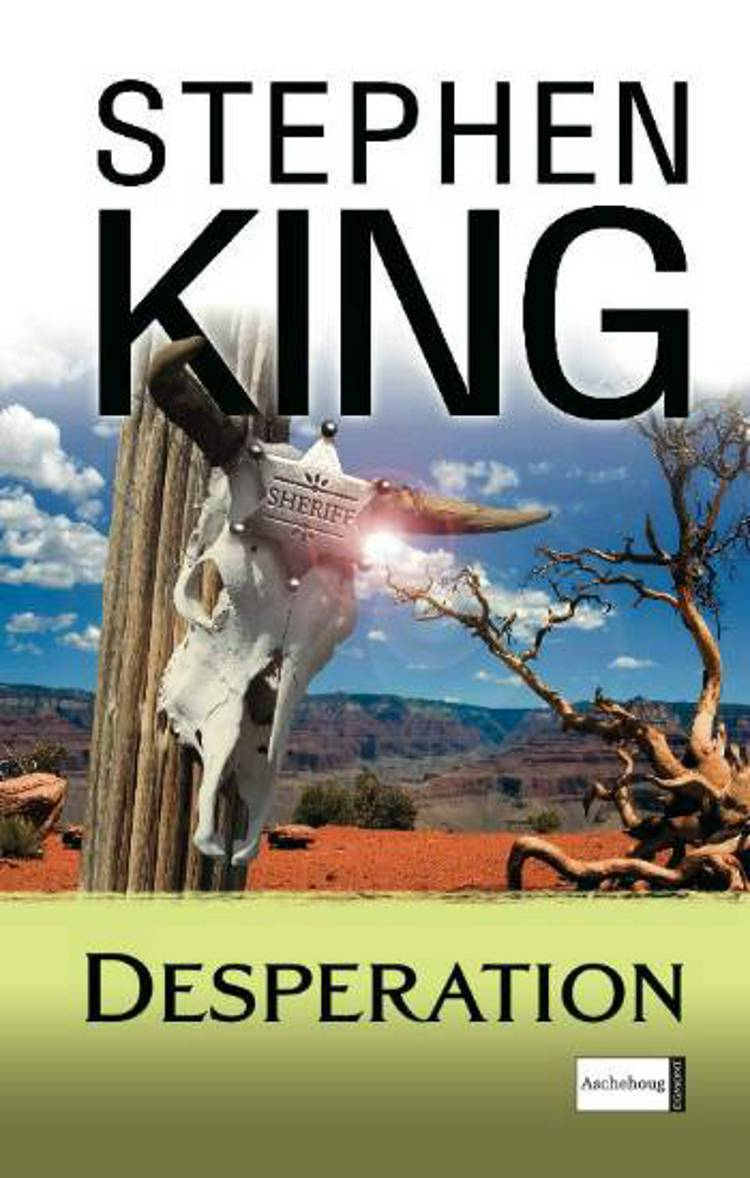 Desperation af Stephen King