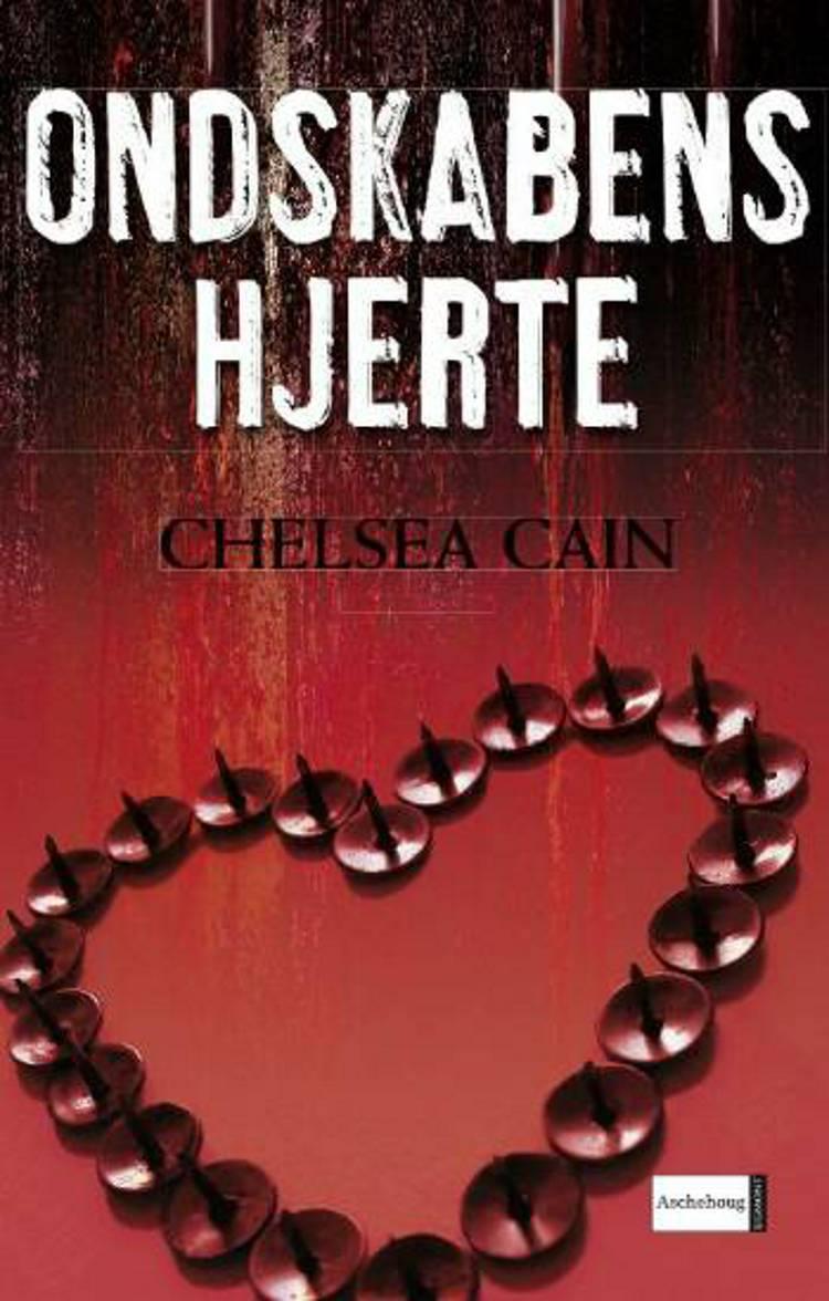 Ondskabens hjerte af Chelsea Cain