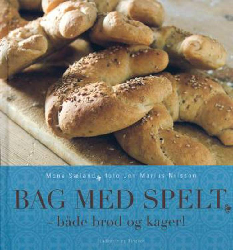 Bag med spelt af Mone Sæland