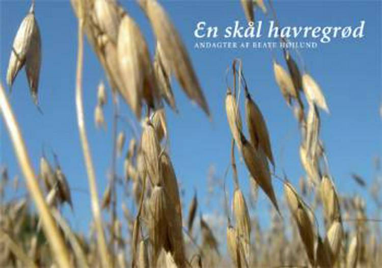 En skål havregrød af Beate Højlund