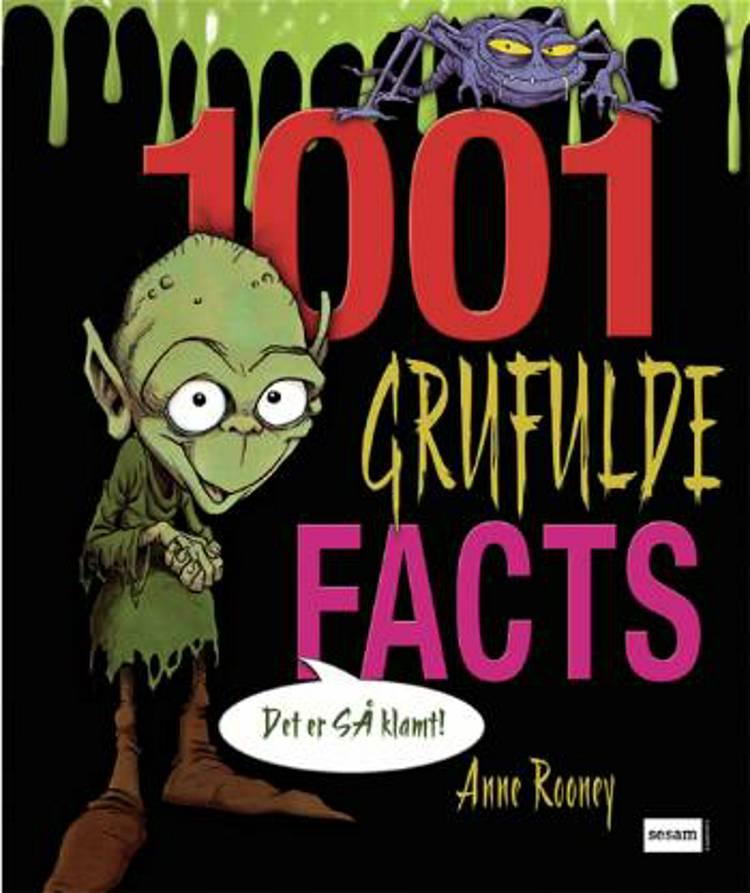 1001 grufulde facts af Anne Rooney