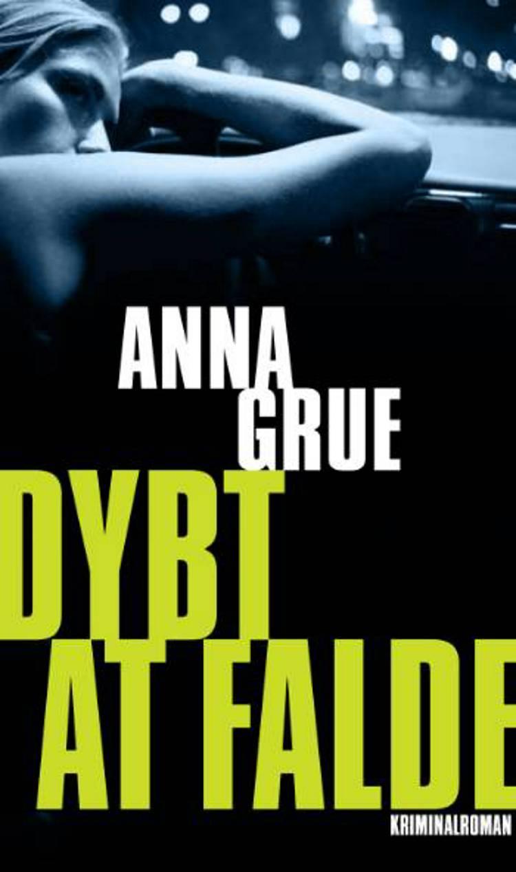 Dybt at falde af Anna Grue