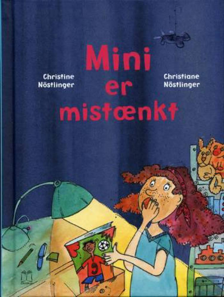 Mini er mistænkt af Christine Nöstlinger